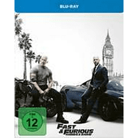 Fast & Furious: Hobbs & Shaw (Exklusives Steelbook) [Blu-ray]
