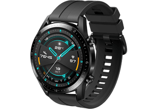 HUAWEI Watch GT 2 Black Fluoroelastomer