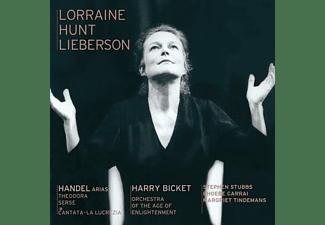 Lorraine Hunt Lieberson - ARIEN THEODORA/XERXES/LUCREZIA  - (SACD)