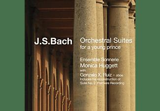 Ensemble Sonnerie - Bach Orchestral Suites  - (CD)