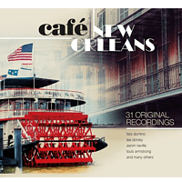 VARIOUS - CAFE NEW ORLEANS [CD]