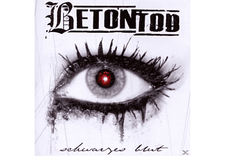 Betontod - Schwarzes Blut  - (CD)