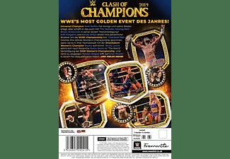 WWE:Clash Of Champions 2019 DVD