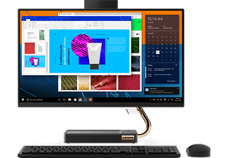 "LENOVO-IDEA Ideacentre A540-24API - All-in-One-PC (23.8 "", 512 GB SSD, Schwarz)"