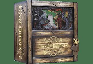 Game of Thrones: Seizoen 1-8