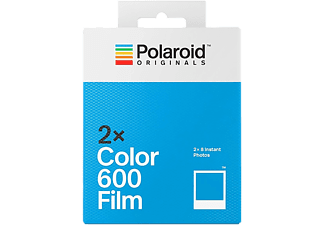 POLAROID ORIGINALS Color Instant Film voor Polaroid 600-camera's Dubbelpak