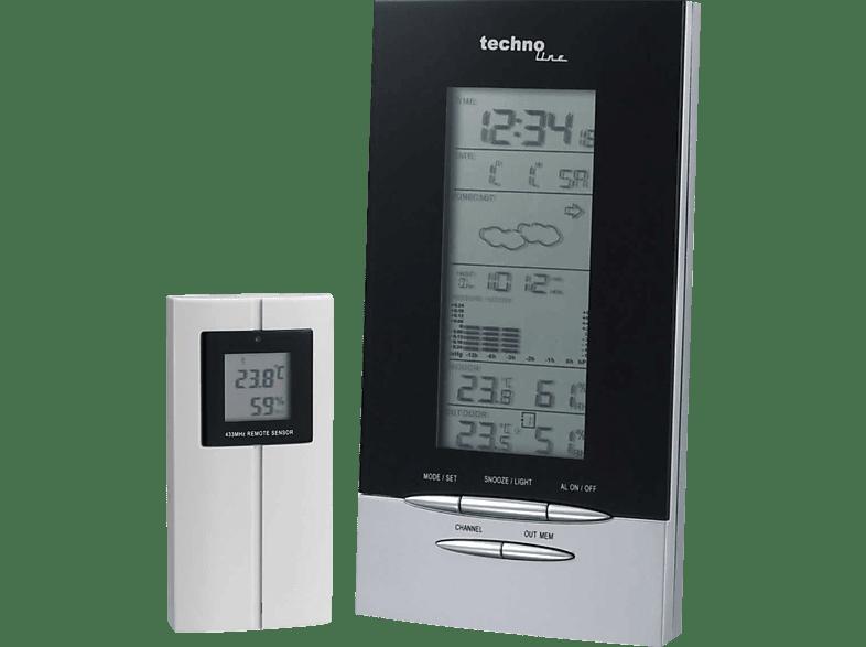 TECHNOLINE WS 6730 Wetterstation