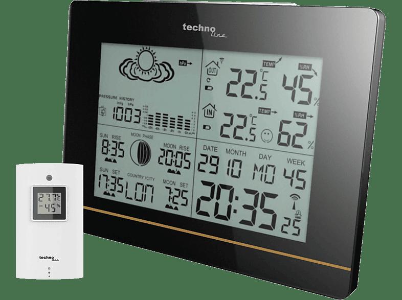 TECHNOLINE WS6750 Wetterstation