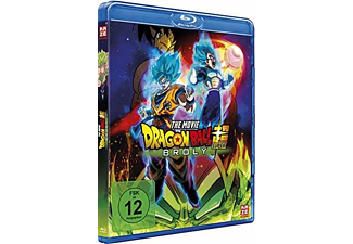 Dragonball Super: Broly Blu-ray