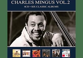 Charles Mingus - SIX CLASSIC.. -DIGI-  - (CD)
