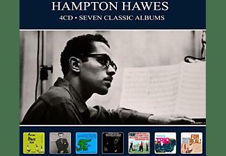 Hampton Hawes - SEVEN CLASSIC.. -DIGI-  - (CD)