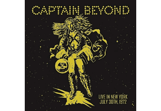 Captain Beyond - Live In New York: July 30th,1972 (ltd Edition)  - (CD)