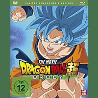 Dragonball Super: Broly [Blu-ray + DVD]