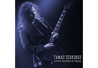 Szekeres Tamás - White Shapes Of Blue (CD)