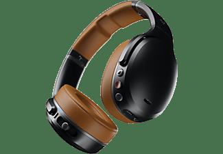 SKULLCANDY Crusher ANC, Over-ear Kopfhörer Bluetooth Schwarz/Braun