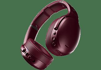 SKULLCANDY Crusher ANC, Over-ear Kopfhörer Bluetooth Rot/Schwarz