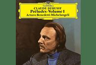 Arturo Benedetti Michelangeli - DEBUSSY: PRELUDES 1 [Vinyl]