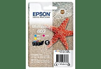 Cartuchos - Epson Multipack 3 Colores 603 Ink