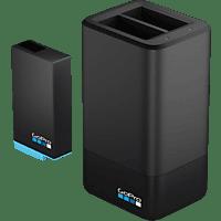 GOPRO ACDBD-001-EU, Ladegerät, Schwarz, passend für GoPro MAX