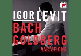 Igor Levit - Goldberg Variations-BWV 988  - (CD)