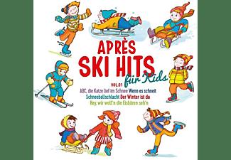 VARIOUS - Apres Ski Hits Für Kids Vol.1  - (CD)