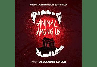 Alexander Taylor - ANIMAL AMONG US...  - (CD)