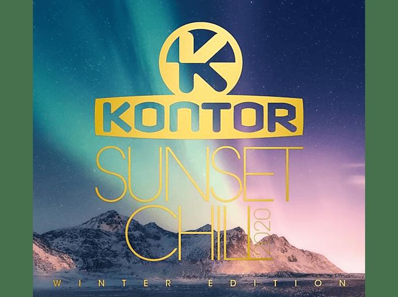 VARIOUS - Kontor Sunset Chill 2020-Winter Edition [CD]