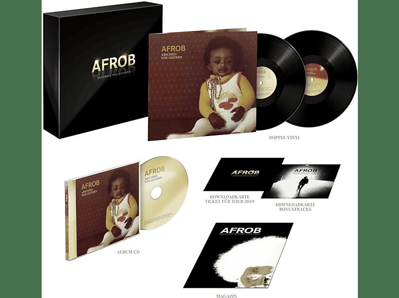 Afrob - Abschied Von Gestern (Boxset) [LP + Bonus-CD]