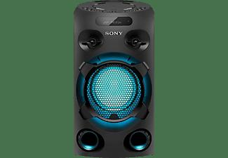 SONY MHC-V02 Partybox, Schwarz