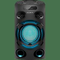 SONY MHC-V02 Party Kompaktanlage Schwarz