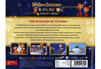 Collector's Edition-DVDs zur TV-Serie DVD