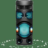 SONY MHC-V72D Wireless Party Chain Kompaktanlage, Schwarz