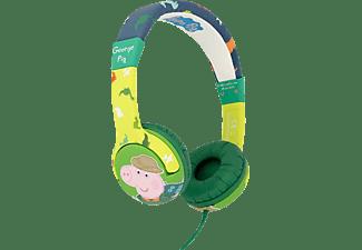 OTL TECHNOLOGIES Kinder Kopfhörer Peppa George Dinosaurier