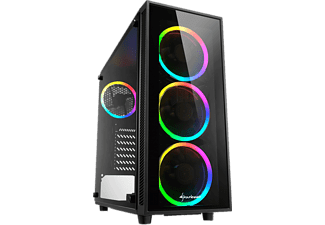 INTRA PC AMD Ryzen 5-3600 / 16GB / 240GB SSD / 1TB HDD / GeForce GTX 1660 SUPER 6GB