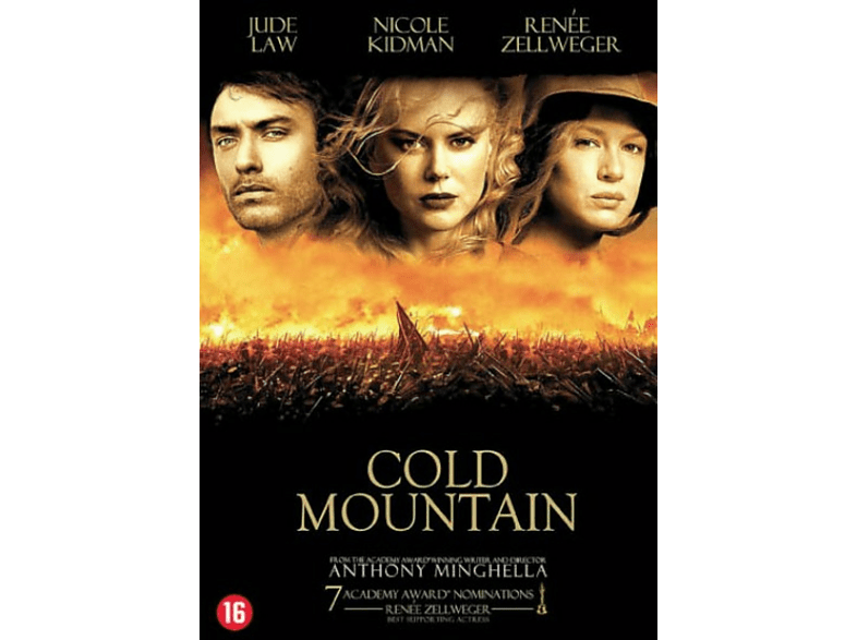 Cold Mountain - DVD