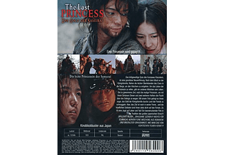 The Last Princess DVD