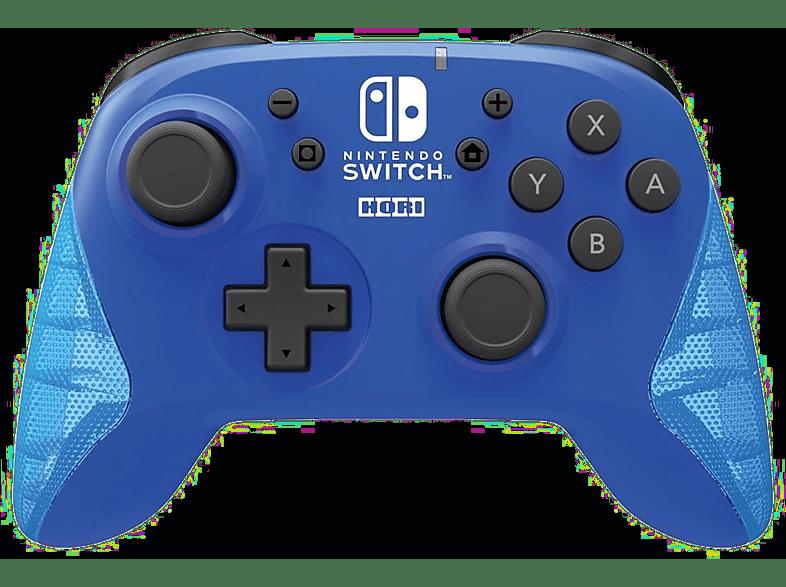 HORI Draadloze Switch Controller Horipad Blauw (NSW-174U)