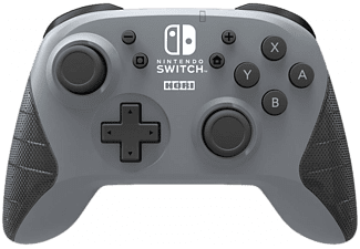 HORI Manette sans fil Switch Horipad Gris (NSW-175U)