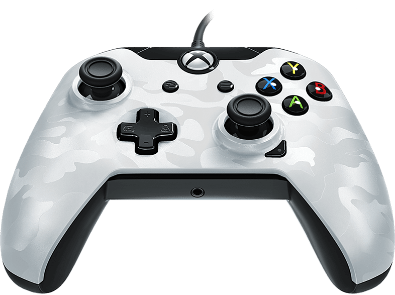 PDP Xbox One Controller Camo Wit (048-082-NA-CM01)