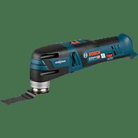 BOSCH GOP 12V-28 Professional Multifunktionswerkzeug, Blau/Schwarz