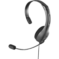 PDP LLC LVL 30 Chat Headset für Xbox One, Schwarz