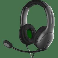 PDP LLC LVL 40 Stereo Headset für Xbox One Schwarz