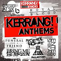 VARIOUS - KERRANG! ANTHEMS [CD]