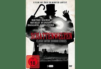Schattenwelten-Classic Gothic Horror Stories DVD