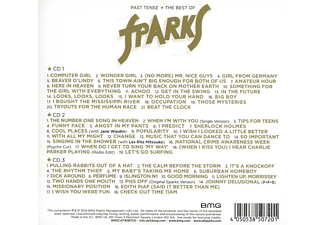 Sparks - PAST TENSE -.. -DELUXE-  - (CD)