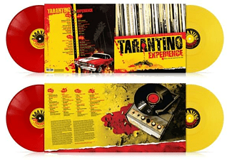 VARIOUS - Tarantino..-Coloured-  - (Vinyl)