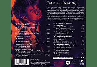 Emelyanychev, Jakub Józef Orlinski, Il Pomo D'oro - Facce D'Amore  - (CD)