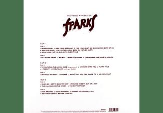 Sparks - PAST TENSE - THE BEST..  - (Vinyl)