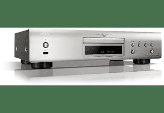 Reproductor CD - Denon DCD-800NE, HiFi, USB, AAC, MP3, WMA, CD, CD-R, CD-RW, 2 canales, Plata