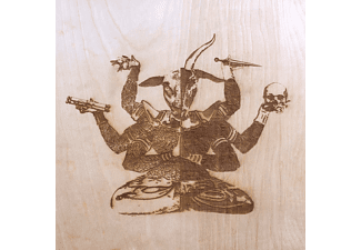 Druid - The Seven Scrolls (Black Vinyl)  - (Vinyl)